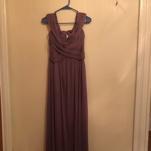 Prom dress - purple